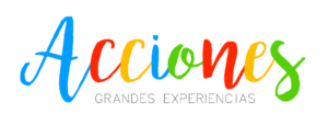 Logo acciones Punto Singular - Agencia de marketing Experiencial en Barcelona