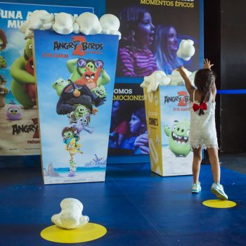 Angry Birds 2 Marketing Pelicula